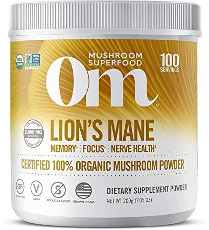 Om Lions Mane Review